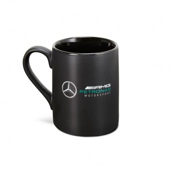 Mercedes AMG Petronas kubek logo black F1 Team 2020