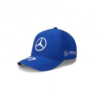 Mercedes AMG Petronas czapka baseballówka Valtteri Bottas blue F1 Team 2020