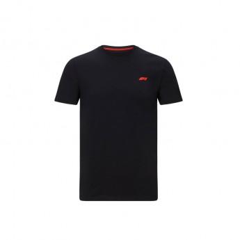 Formuła 1 koszulka męska Tour black 2020