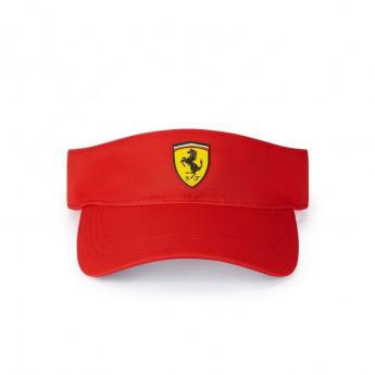 Ferrari kaszkiet logo visor red F1 Team 2020