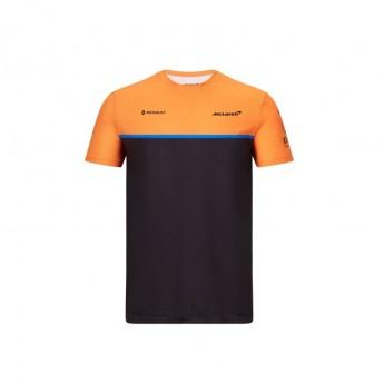McLaren Honda koszulka męska black F1 Team 2020