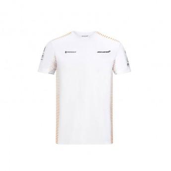 McLaren Honda koszulka męska white F1 Team 2020