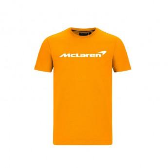 McLaren Honda koszulka męska Essentials orange F1 Team 2020