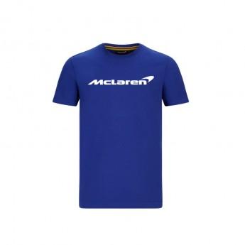 McLaren Honda koszulka męska Essentials blue F1 Team 2020