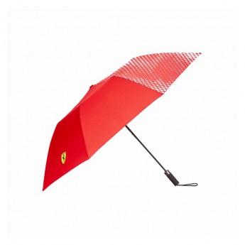 Ferrari parasol compact umbrella red F1 Team 2020