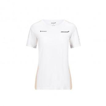 McLaren Honda koszulka damska white F1 Team 2020