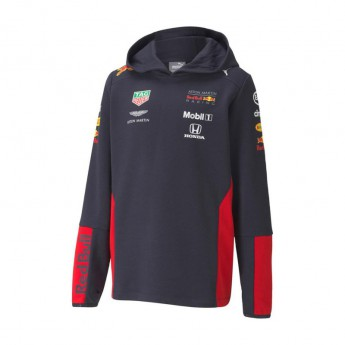 Red Bull Racing dziecięca bluza z kapturem navy F1 Team 2020