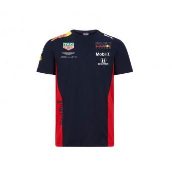 Red Bull Racing koszulka dziecięca navy F1 Team 2020