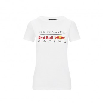 Red Bull Racing koszulka damska logo white F1 Team 2020