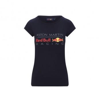 Red Bull Racing koszulka damska logo navy F1 Team 2020
