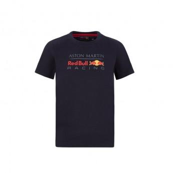 Red Bull Racing koszulka dziecięca large logo navy F1 Team 2020