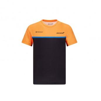 McLaren Honda koszulka dziecięca black F1 Team 20120