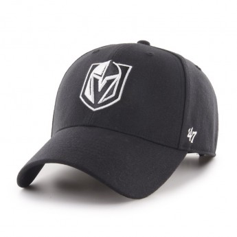 Vegas Golden Knights czapka baseballówka MVP Black/Grey