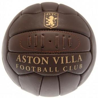 Aston Vila piłka Retro Heritage Football - size 5