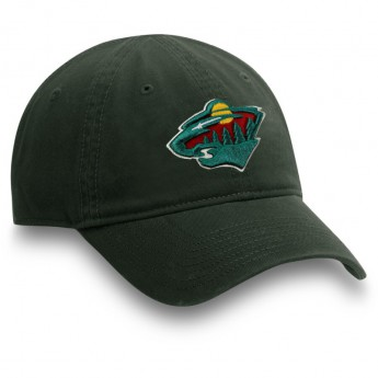 Minnesota Wild dziecięca czapka baseballowa Infant Core 3-6 years