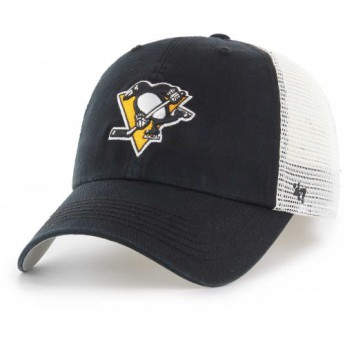 Pittsburgh Penguins czapka baseballówka Closer Stretchfit