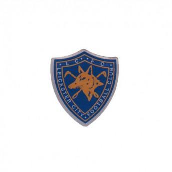 Leicester City pineska Badge Retro Shield