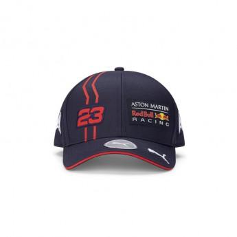 Red Bull Racing dziecięca czapka baseballowa Alexander Albon F1 Team 2020