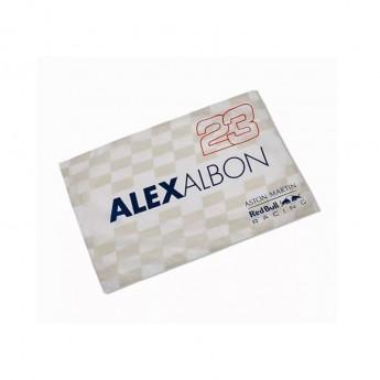 Red Bull Racing flaga Alexander Albon F1 Team 2020