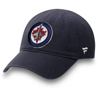 Winnipeg Jets dziecięca czapka baseballowa Infant Core 3-6 years