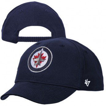 Winnipeg Jets dziecięca czapka baseballowa Infant Snapback 3-6 years