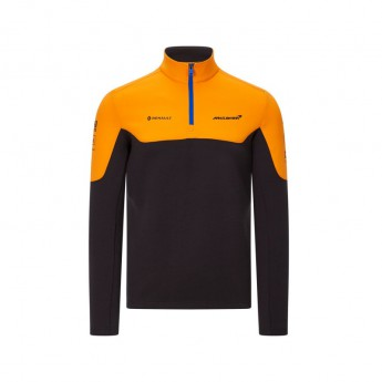 McLaren Honda bluza męska sweatshirt black F1 Team 2020