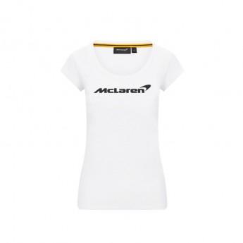 McLaren Honda koszulka damska Essentials white F1 Team 2020
