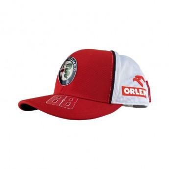 Alfa Romeo Racing czapka baseballówka Orlen Robert Kubica red F1 Team 2020