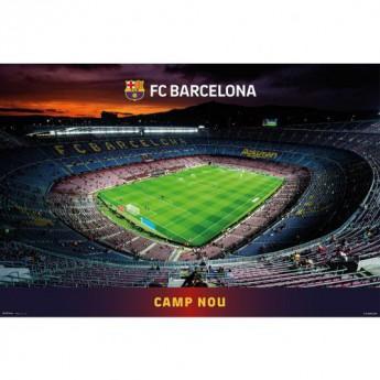 Barcelona plakat Stadium 6