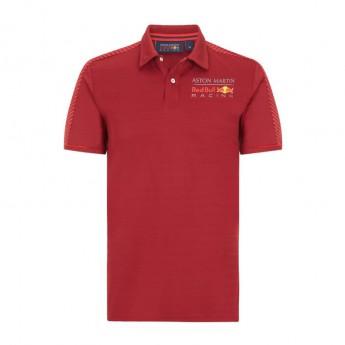 Red Bull Racing męska koszulka polo Seasonal red F1 Team 2020