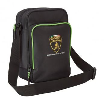 Lamborghini torba na ramię SC black Team 2020