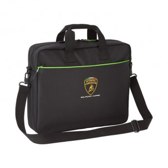 Lamborghini torba na laptop SC black Team 2020