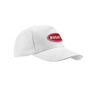 Bugatti czapka baseballówka 110 Anniversary Collection white 2020