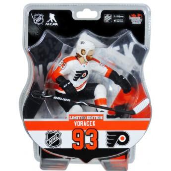 Philadelphia Flyers figurka Jakub Voráček #93 Philadelphia Flyers Imports Dragon Away Jersey