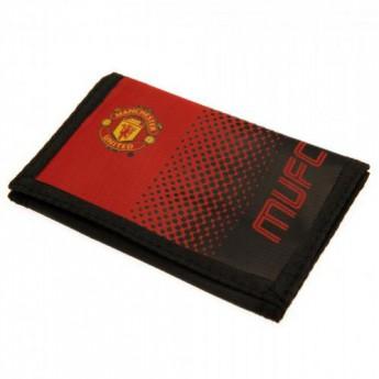 Manchester United portfel nylonowy ny