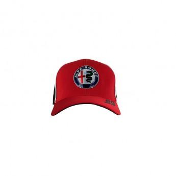 Alfa Romeo Racing czapka baseballówka Giovinazzi redblack F1 Team 2020