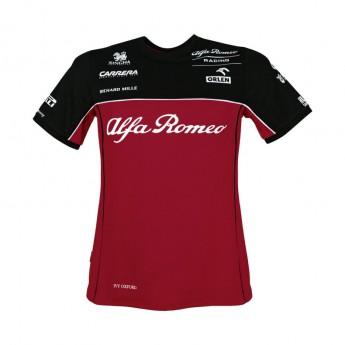Alfa Romeo Racing koszulka damska Red F1 Team 2020