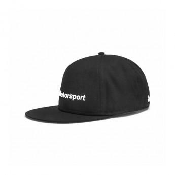 BMW Motorsport czapka flat baseballówka black Team 2020