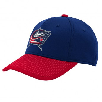 Columbus Blue Jackets dziecięca czapka baseballowa 2019 NHL Draft - Authentic Flex Hat
