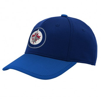 Winnipeg Jets dziecięca czapka baseballowa 2019 NHL Draft - Authentic Flex Hat