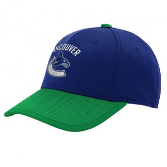 Vancouver Canucks dziecięca czapka baseballowa 2019 NHL Draft - Authentic Flex Hat
