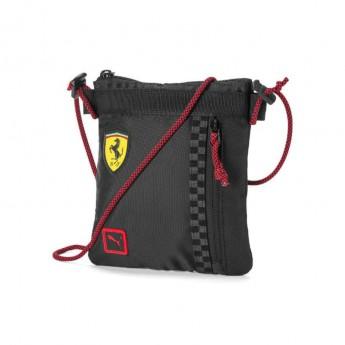 Ferrari torba na ramię Small black F1 Team 2020
