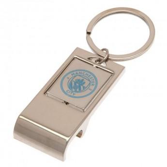 Manchester City breloczek z otwierakiem Executive Bottle