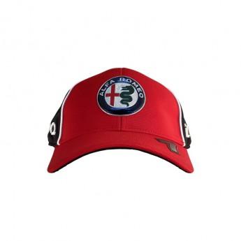 Alfa Romeo Racing czapka baseballówka Kimi red F1 Team 2020