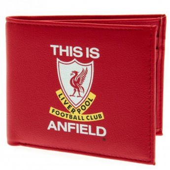 Liverpool portfel This Is Anfield Wallet