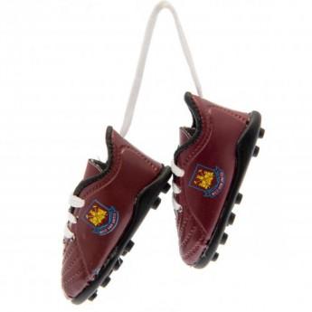 West Ham United minibuciki do samochodu Mini Football Boots