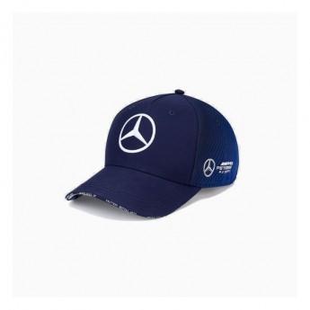 Mercedes AMG Petronas czapka baseballówka Valtteri Bottas navy blue F1 Team 2020