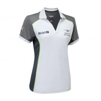 Bentley damska koszulka polo Team 2020