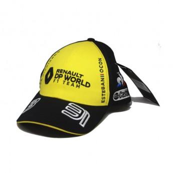 Renault F1 czapka baseballówka Double Pilote black F1 Team 2020