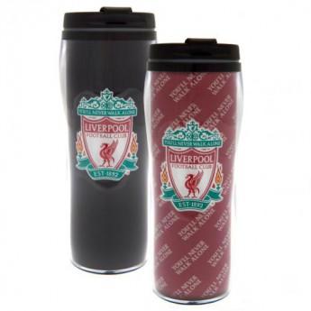 Liverpool kubek podróżny Heat Changing Travel Mug